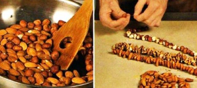 Чурчхела домашняя с грецким орехом1
