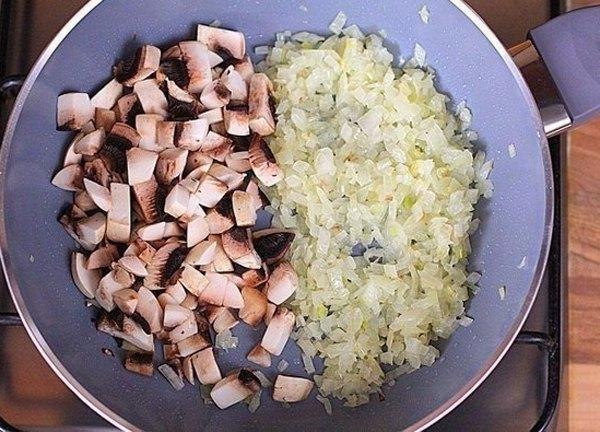 Картофельные зразы с грибами1