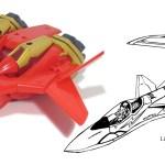 Bandai VF-19 DX 7A