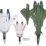 Bandai DX VF-27 Grace 7A