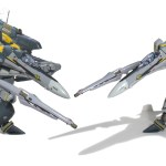 Bandai DX Armored VF-25 6A