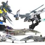 Bandai DX VF-25