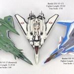 Bandai DX VF-31J 18B