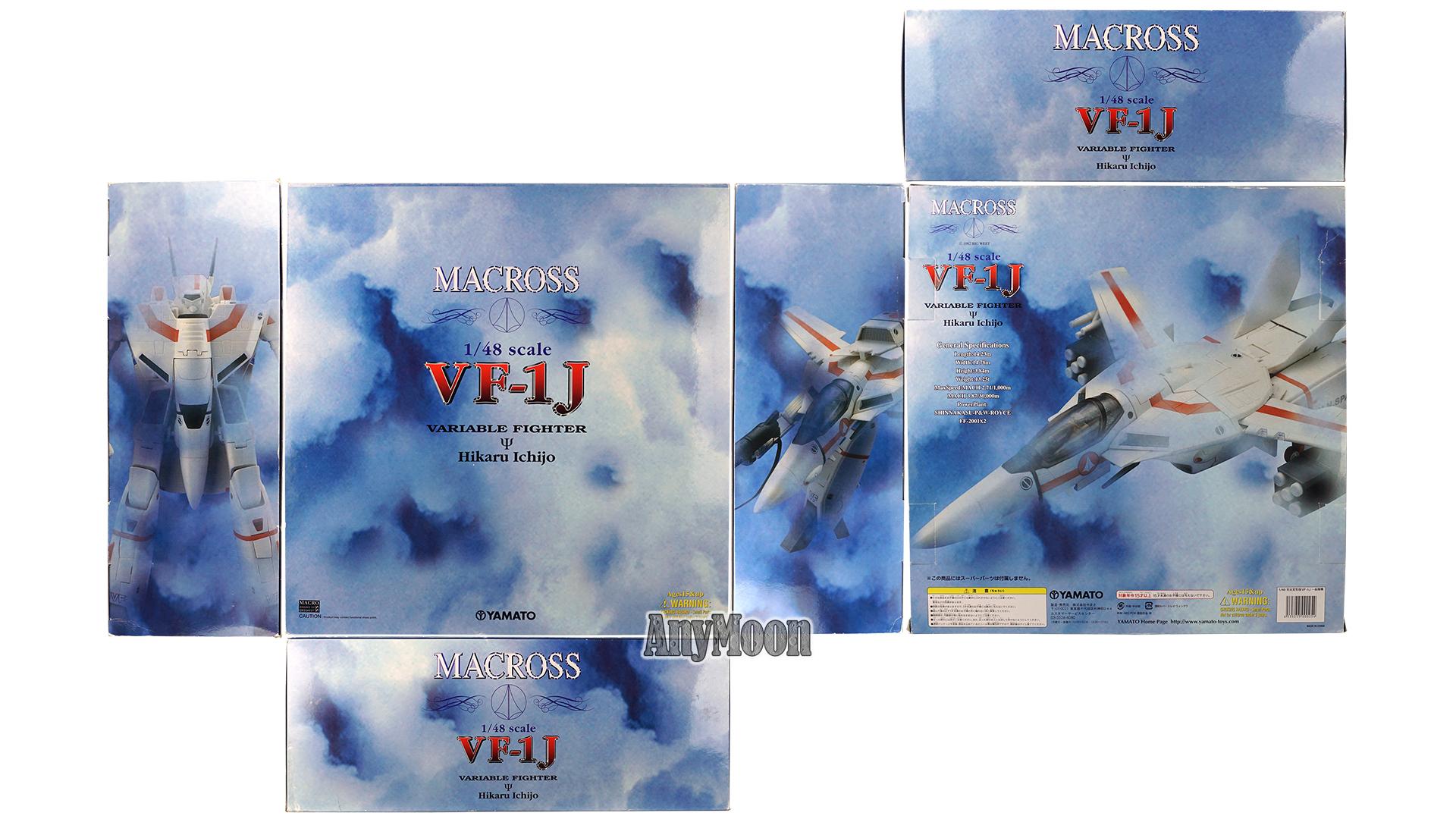 1//72 VF-1J Max /& Millia machine Macross Limited Edition 2 aircraft set F//S Track