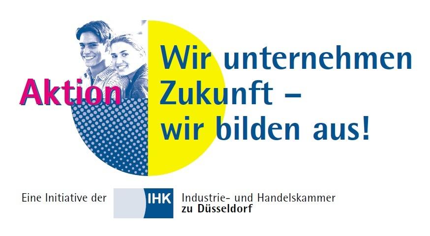 IHK Logo Wir unternehmen Zukunft
