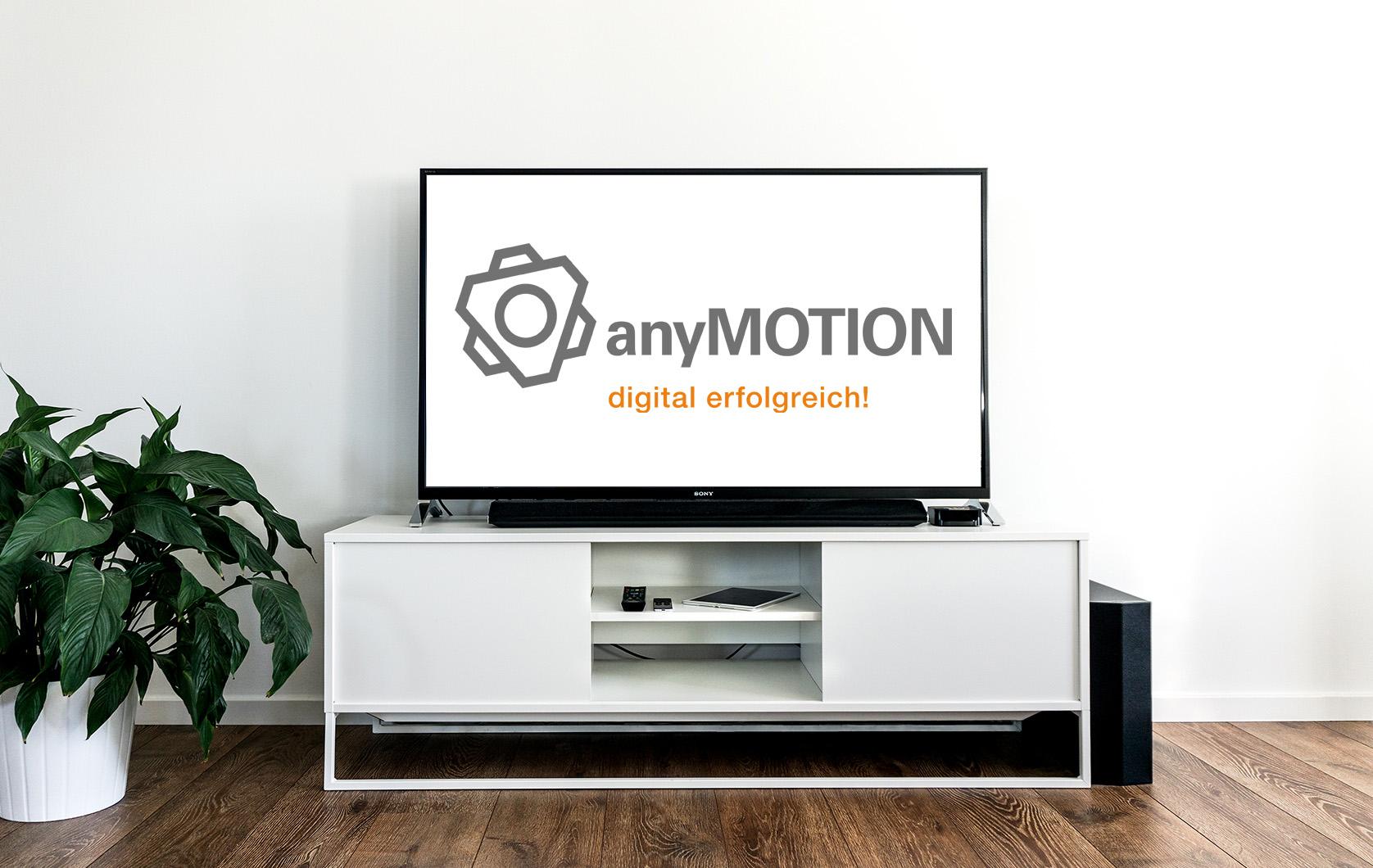 anyMOTION Gast bei center.tv Unternehmerschaft Düsseldorf Digitalisierung Digitale Transformation