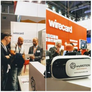 Augmented Reality und Virtual Reality bei anyMOTION auf der dmexco 2017