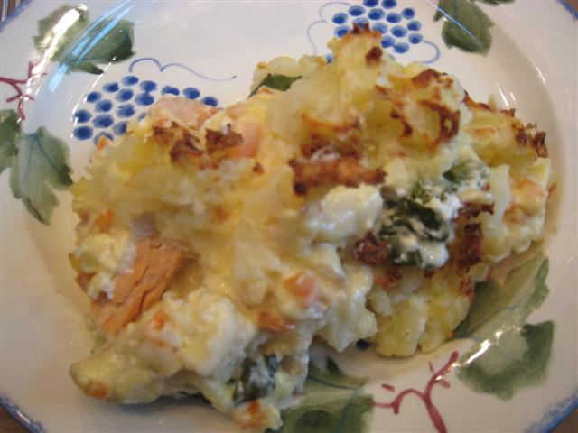 Fantastic Fish Pie (1/6)