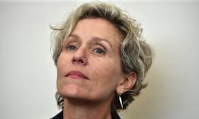 Frances McDormand (Gabriel Bouys/AFP/Getty)