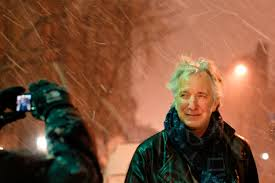 Alan Rickman, death, grief
