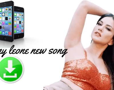 sunny leone new song