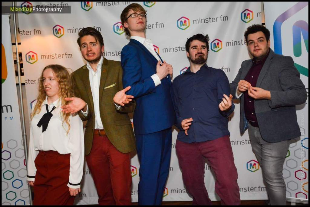 Minster FM Listeners Choice Awards Team Photo 2 (Photo Credit to Mixed Bag Photography)