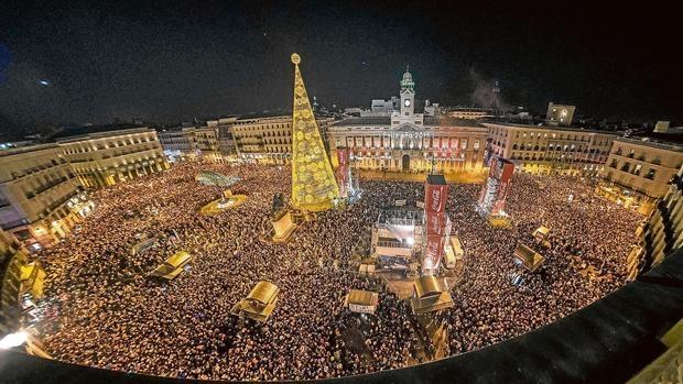 Madrid's Puerta del Sol
