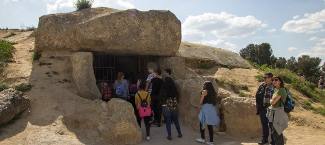The Dolmens of Antequera