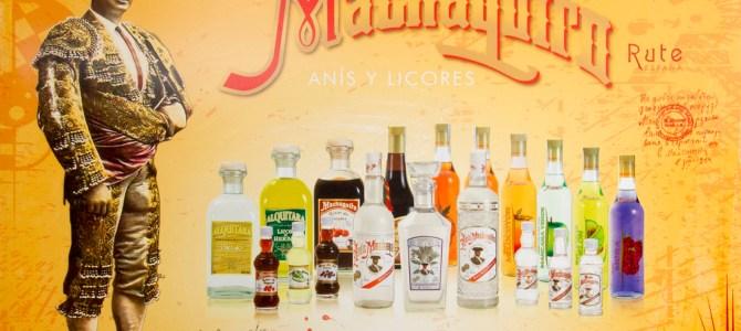 Machaquito Aniseed Liqueur