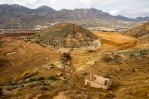 Mazarrón Mines