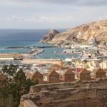 Alcazabar de Almería