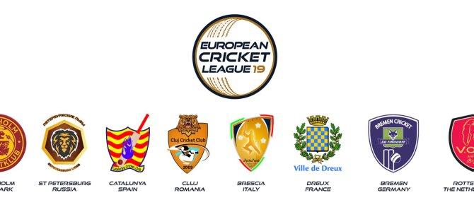 European Cricket League