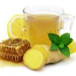 Recipe: Ginger Tea
