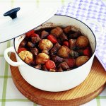 Recipe: Beef in Guinness with Rosemary Dumplings