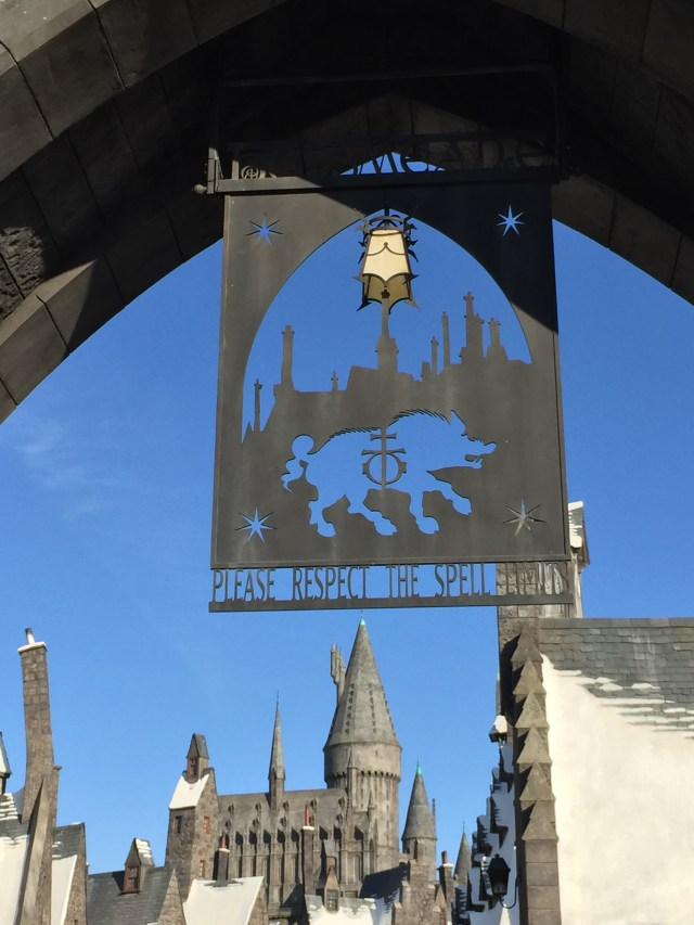 Harry Potter World Universal
