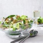 Recipe: Classic chicken Caesar salad