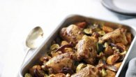 Honey-roasted Cajun chicken
