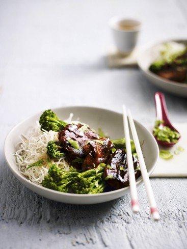 Char siu pork noodles (2)