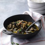 Recipe: Spicy Aubergine Curry
