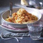 Recipe: Turkey spaghetti bolognese