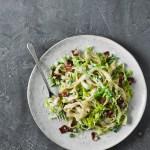 Recipe: Creamy pasta with spring greens