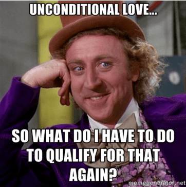 Unconditional Love – Myth Or Reality?