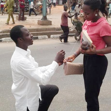 Places Not To Propose To Your Girl In Naija