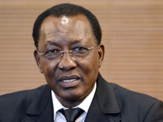 Chads-President-Idriss-Deby