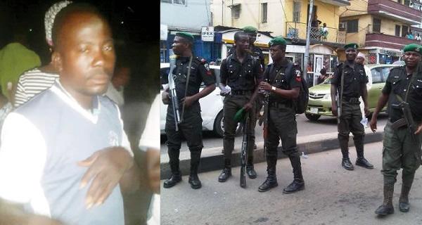 Lagos Policemen Torture Okada Rider to Death in  Mushin