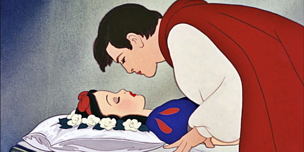 The Consent Issue – Disney's Snow White Vs Prince Charming