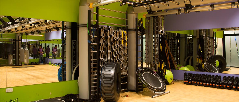 Anytime fitness mall of qatar men