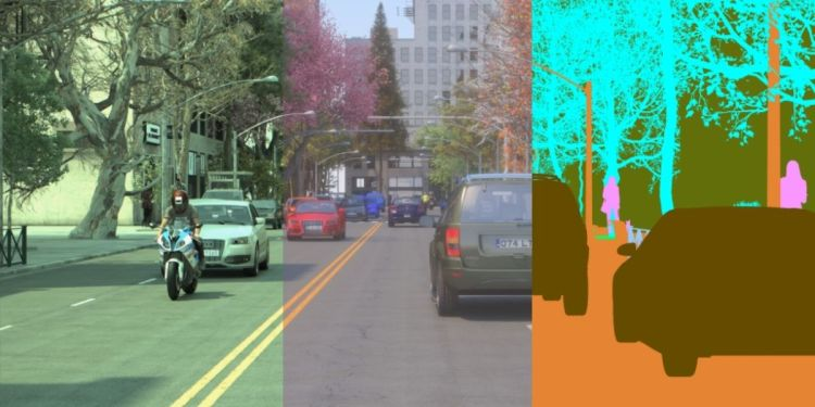 How simulating light and sensors help build better autonmous cars