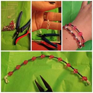 Making a bracelet