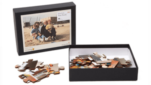 Personalised Puzzles from Active Minds