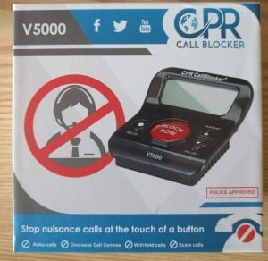 CPR Call Blocker V5000