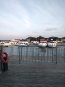 Plenty of boats to watch - Herbert Woods