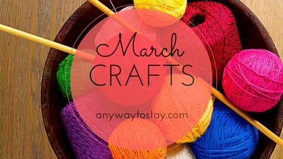 March Crafts