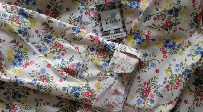 Brightening Up My Wardrobe with Edinburgh Woollen Mill