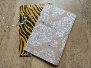 Animal Print Tissue for Wrapping