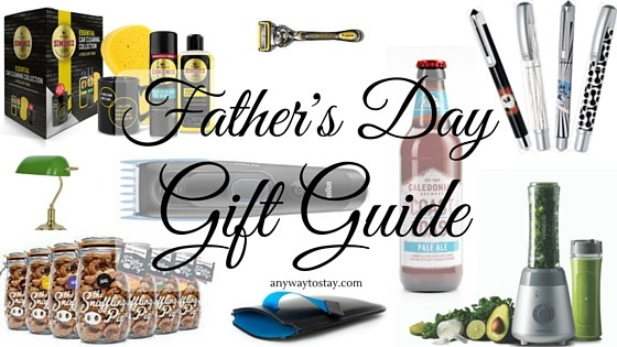 Fabulous Father's Day Gift Guide