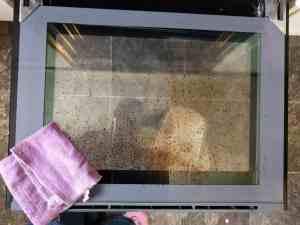 Oven Door After