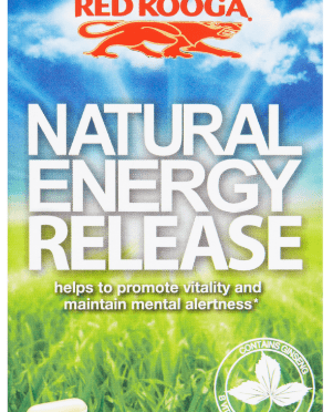 Red Kooga Natural Energy Release