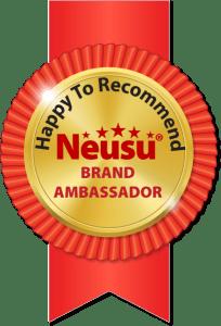 Neusu Brand Ambassador