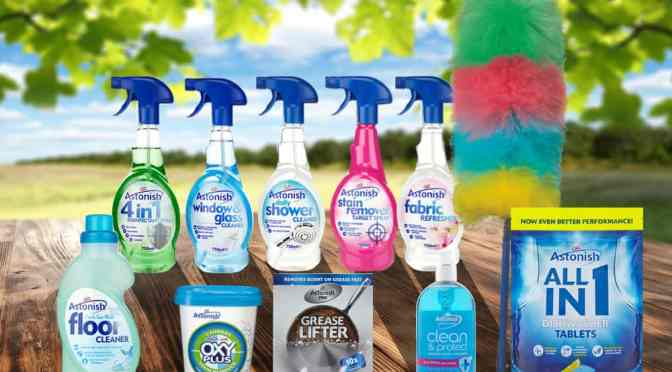 A Good Clean Summer with Astonish